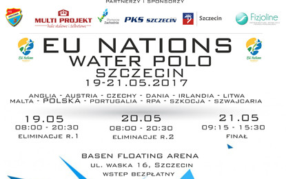 EU Nations Water Polo 2017